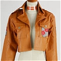 Stationed Corps Coat von Attack On Titan