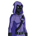 Stephanie Brown Cosplay von Batman