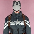 Steve Cosplay (Chris Evans,Without Leg Warmers) from Captain America The Winter Soldier