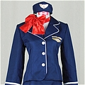 Stewardess Costume (Letitia)