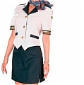 Stewardess Costume (Jill)