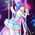 Stocking Cosplay (Angel) from Panty and Stocking with Garterbelt