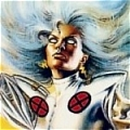 Storm Cosplay (White) Desde X Men