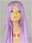 Straight Wig (Purple,Long,Reisen)