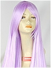 Straight Wig (Purple,Long,Reisen)
