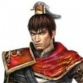 Sun Ce Cosplay from Dynasty warriors