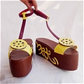 Sun Shangxiang Shoes (B097) from Dynasty Warriors