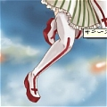 Sunny Smile Angel Shoes from Cardfight Vanguard
