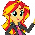 Sunset Cosplay von My Little Pony