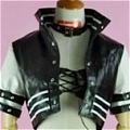Super Sonico Cosplay (Jacket) Desde Nitro Super Sonic