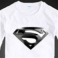 Superman T Shirt (01) Desde Superman