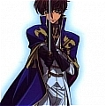 Suzaku Cosplay (without cloak) from Code Geass