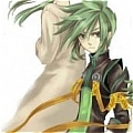Sync Cosplay Costume from Tales of the Abyss