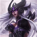 Syndra Cosplay Desde League of Legends