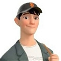 Tadashi Cosplay from Big Hero 6