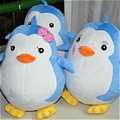 Takakuras Penguins Plush from Mawaru Penguindrum
