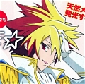Takuto Wig (Mix Color) from Star Driver