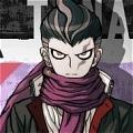 Tanaka Wig von Danganronpa