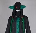 Taokaka Cosplay (Green Version) from BlazBlue Calamity Trigger