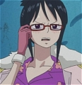 Tashigi Cosplay (Purple) from One Piece