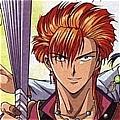Tasuki Cosplay (2nd) from Fushigi Yugi