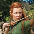 Tauriel Cosplay Desde El hobbit The Desolation of Smaug