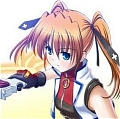 Teana Cosplay from Magical Girl Lyrical Nanoha