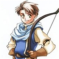 Ted Cosplay from Suikoden