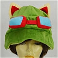 Teemo Cosplay from League of Legends