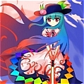 Tenshi Hinanai Cosplay Costume from Touhou Project