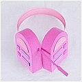 Teto Headphone(package) from Vocaloid