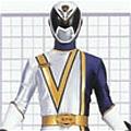 Tetsu Cosplay from Tokusou Sentai Dekaranger