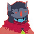 The Drifter Cosplay von Hyper Light Drifter