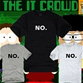 The IT Crowd T Shirt (05)