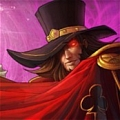 The Magnificent Twisted Fate Cosplay Desde League of Legends