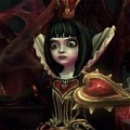 The Queen of Hearts Coaplay from Alice Madness Returns