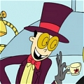 The Warden Cosplay von Superjail