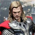 Thor Cosplay von Marvel's The Avengers