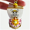 Thousand Sunny Key Ring (2nd) Da One Piece