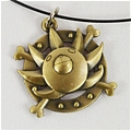 Thousand Sunny Necklace von One Piece