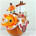 Thousand Sunny (Plush Toy) Desde One Piece