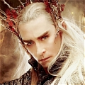 Thranduil Wig von The Lord of the Rings