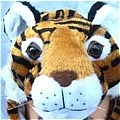 Tiger Hat (Plush 01)
