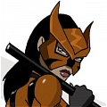 Tigress Cosplay Desde Young Justice