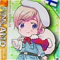 Tino (Finland) Cosplay Costume from Axis Power Hetalia