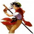 Tir McDohl Cosplay from Suikoden