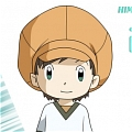 Tommy Cosplay von Digimon Frontier