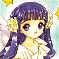 Tomoyo Cosplay (Angel) De  Cardcaptor Sakura