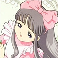 Tomoyo Cosplay (Pink Dress) Desde Cardcaptor Sakura