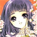 Tomoyo Wig (2nd) von Card Captor Sakura